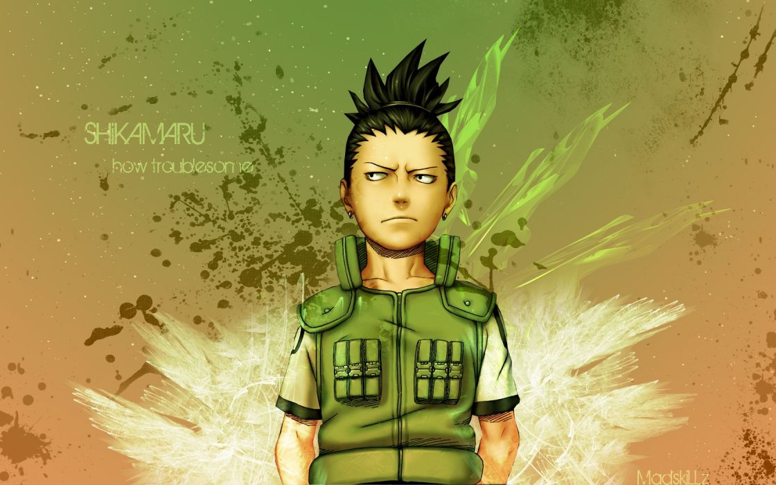 Shikamaru then plan a second attack against Hidan and Kakuzu who killed  Asuma. Unexpectedly, Kakashi Shikamaru helped the team find and destroy the  two ...