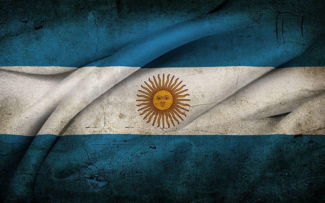 Argentina flags wallpaper