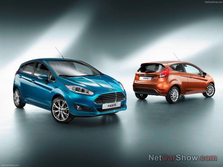 Ford-Fiesta 2013 1600x1200 wallpaper 0c (2) wallpaper