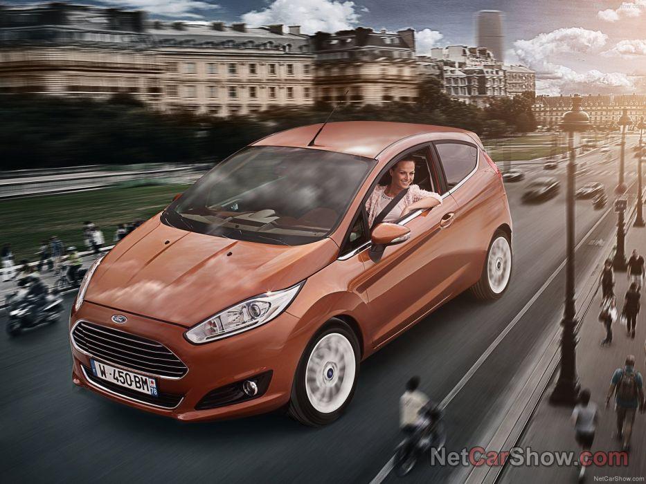 Ford-Fiesta 2013 1600x1200 wallpaper 01 wallpaper