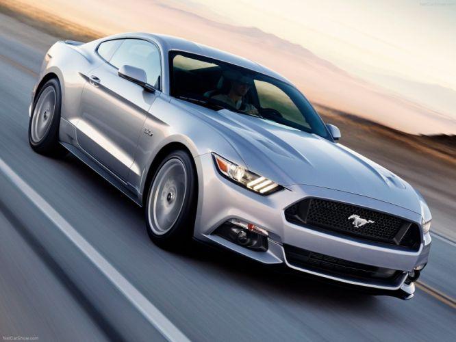 Ford-Mustang GT 2015 1600x1200 wallpaper 08 wallpaper