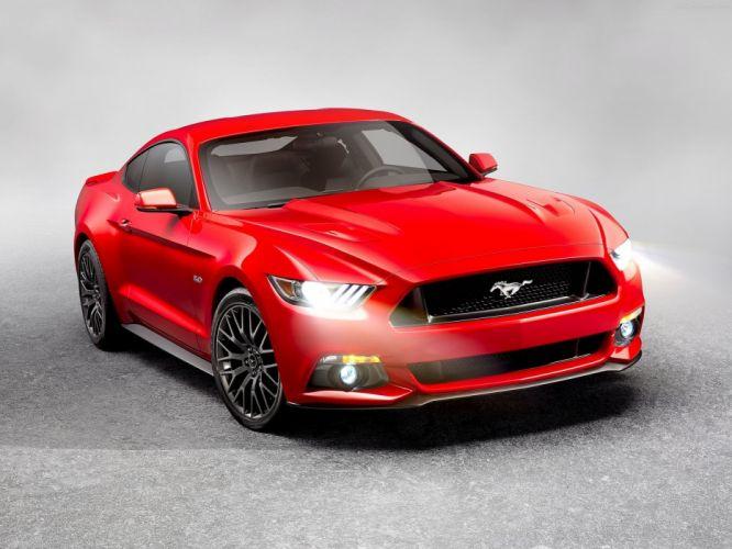Ford-Mustang GT 2015 1600x1200 wallpaper 26 wallpaper