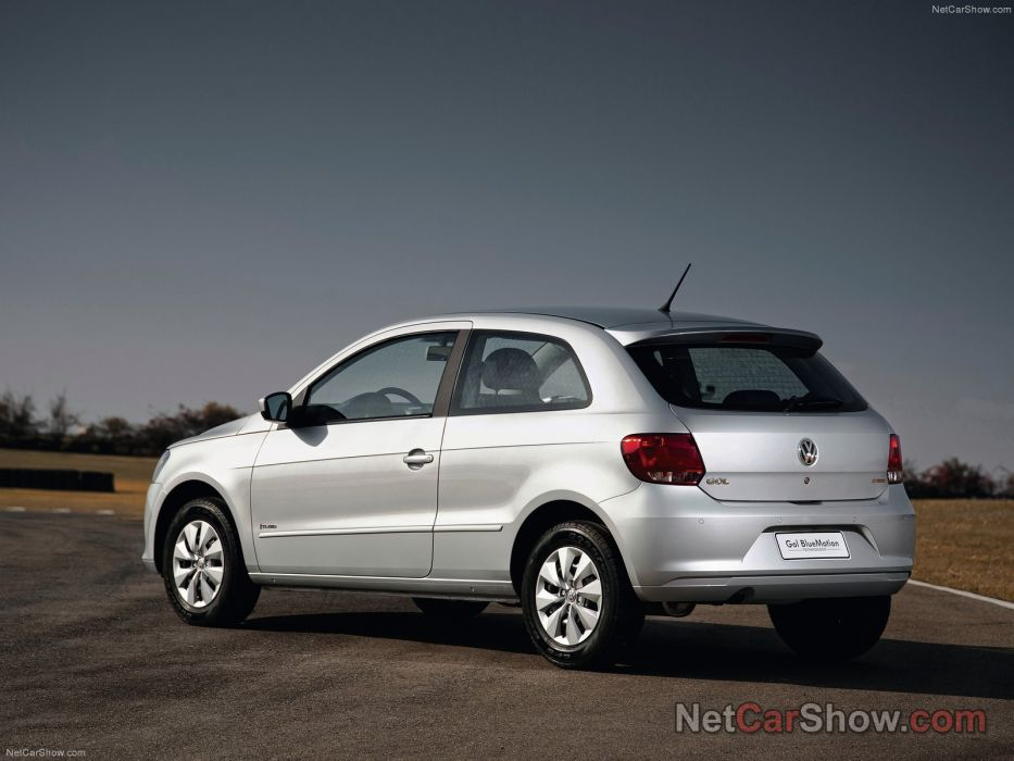 Volkswagen-Gol 2-door 2013 1600x1200 wallpaper 06 wallpaper