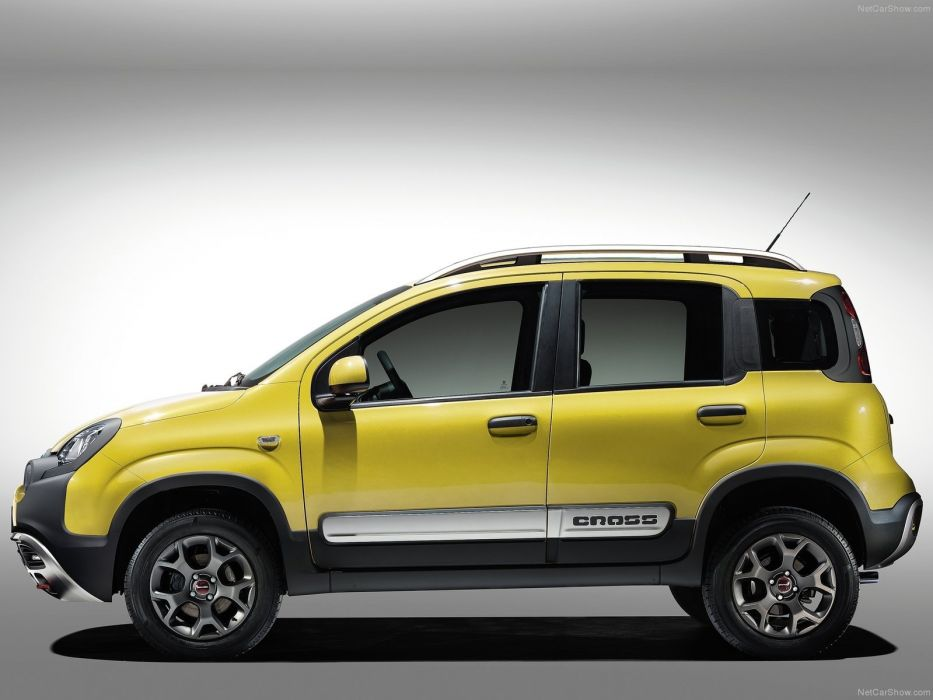 Fiat-Panda Cross 2015 1600x1200 wallpaper 06 wallpaper