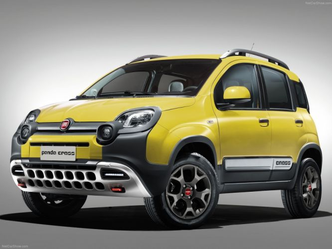 Fiat-Panda Cross 2015 1600x1200 wallpaper 05 wallpaper