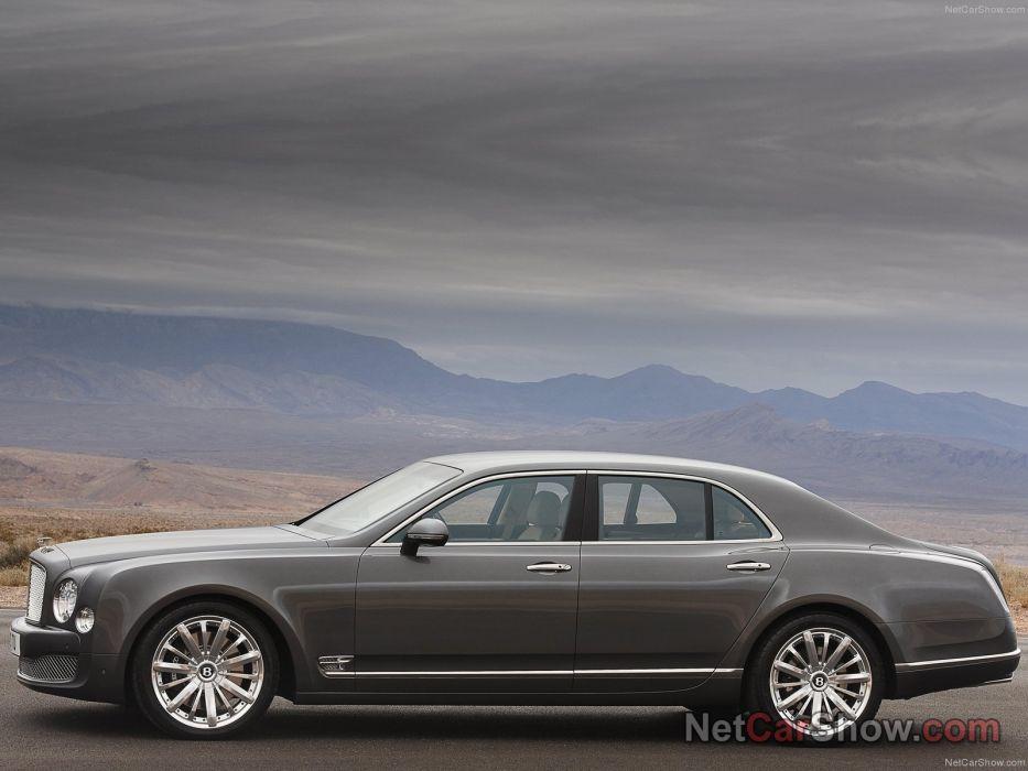 Bentley-Mulsanne Mulliner 2013 1600x1200 wallpaper 05 wallpaper