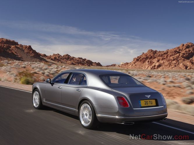 Bentley-Mulsanne Mulliner 2013 1600x1200 wallpaper 06 wallpaper