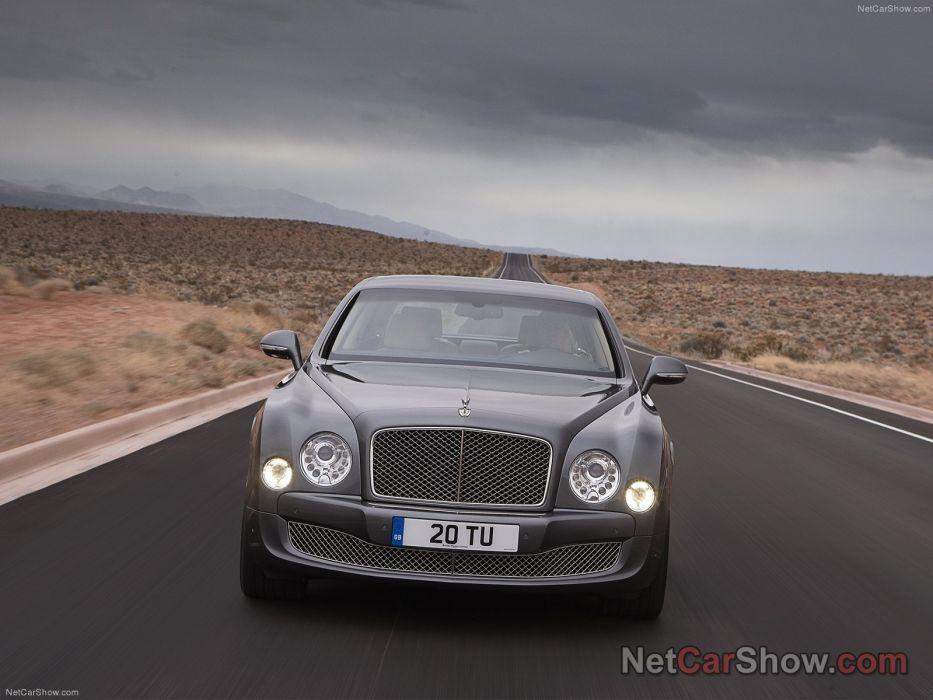 Bentley-Mulsanne Mulliner 2013 1600x1200 wallpaper 09 wallpaper