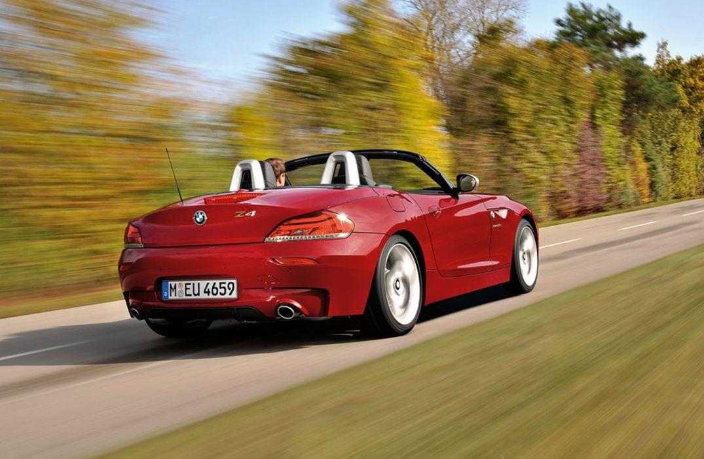 2010 BMW Z4sDrive35is3 1843x1200 wallpaper