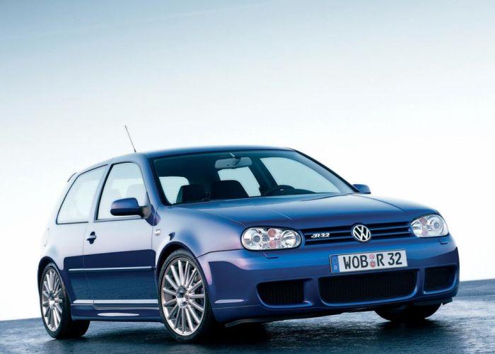 2002 Volkswagen GolfR321 1680x1200 wallpaper