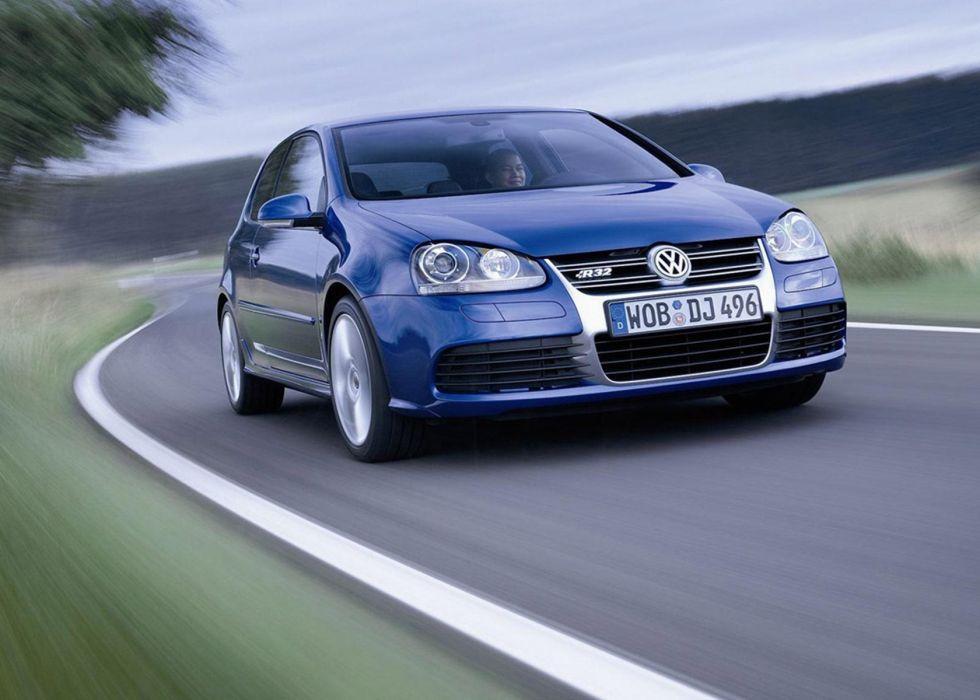 2006 Volkswagen GolfR323 1680x1200 wallpaper