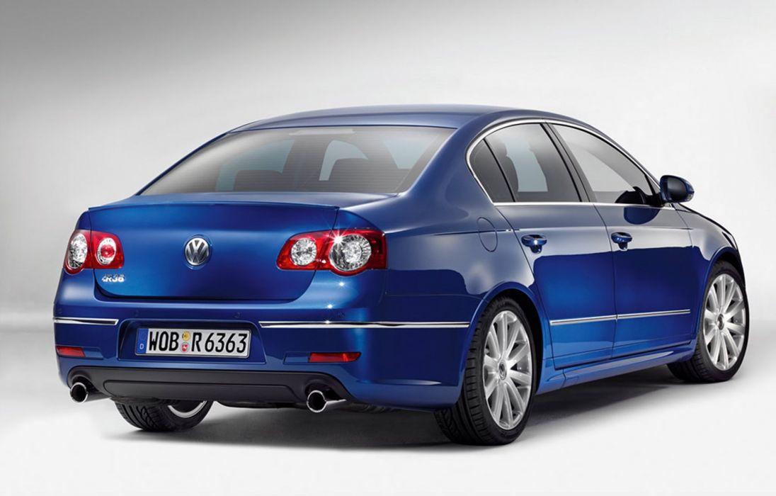 2007 Volkswagen PassatR363 1879x1200 wallpaper