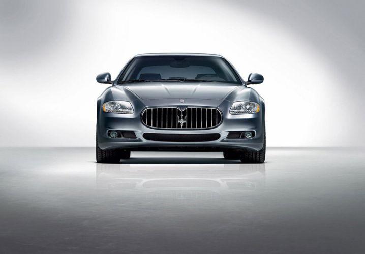 2009 Maserati QuattroporteS3 1723x1200 wallpaper