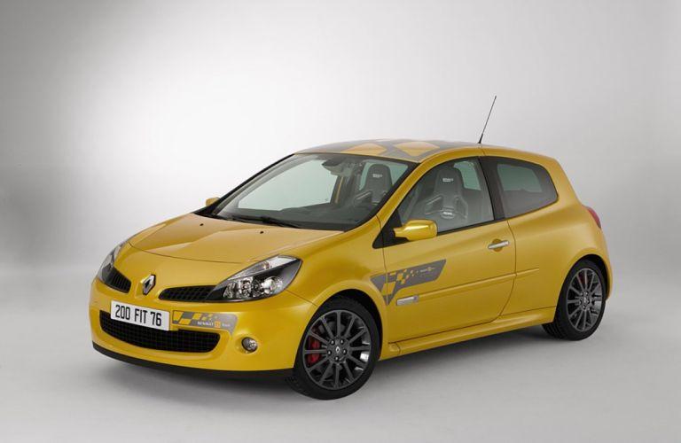 2007 Renault ClioF1Team1 1843x1200 wallpaper