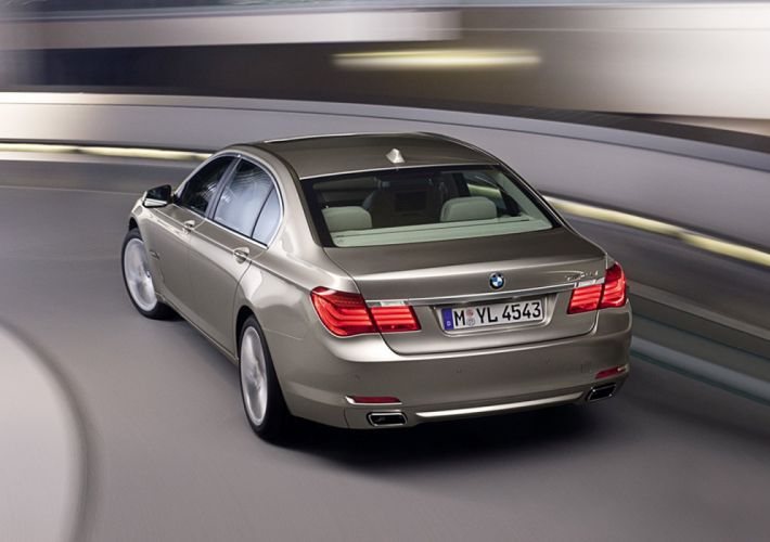 2009 BMW 750Li2 1704x1200 wallpaper