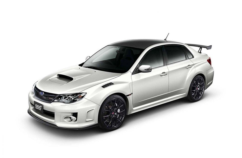 2011 Subaru ImprezaWRXSTIS206NBRChallengePackage1 1839x1200 wallpaper