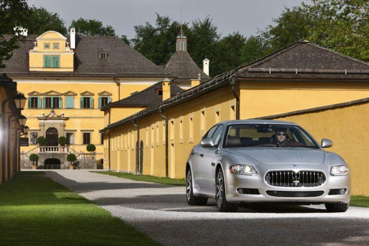 2009 Maserati QuattroporteS9 1798x1200 wallpaper