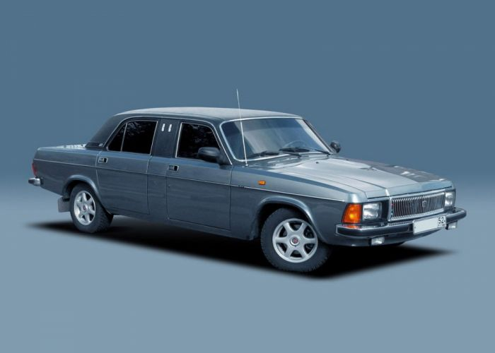 GAZ 3102 Limousine 1994 1680x1200 wallpaper