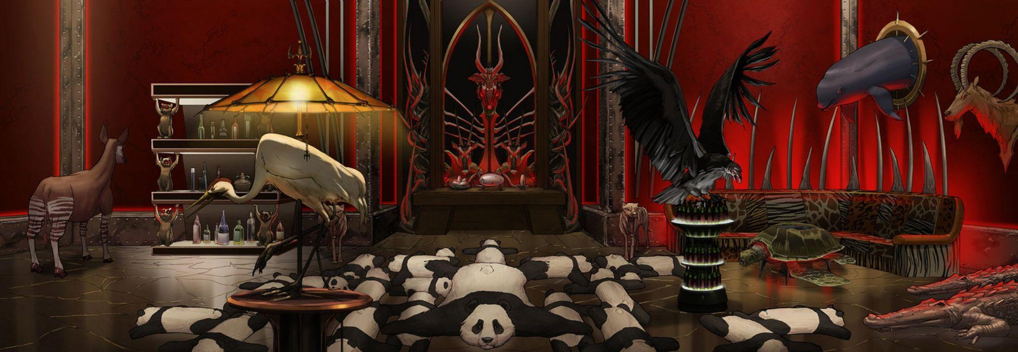 death sad mood panda bird tiger political politics sadic wallpaper