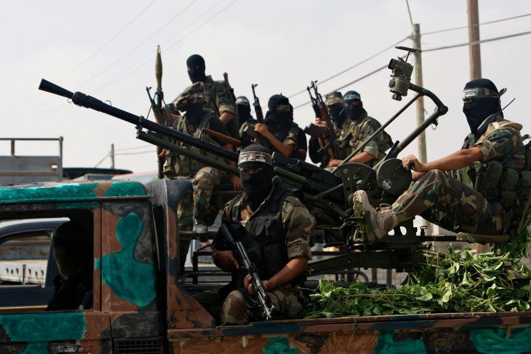 QASSAM weapon gun missile anarchy terrorist wallpaper
