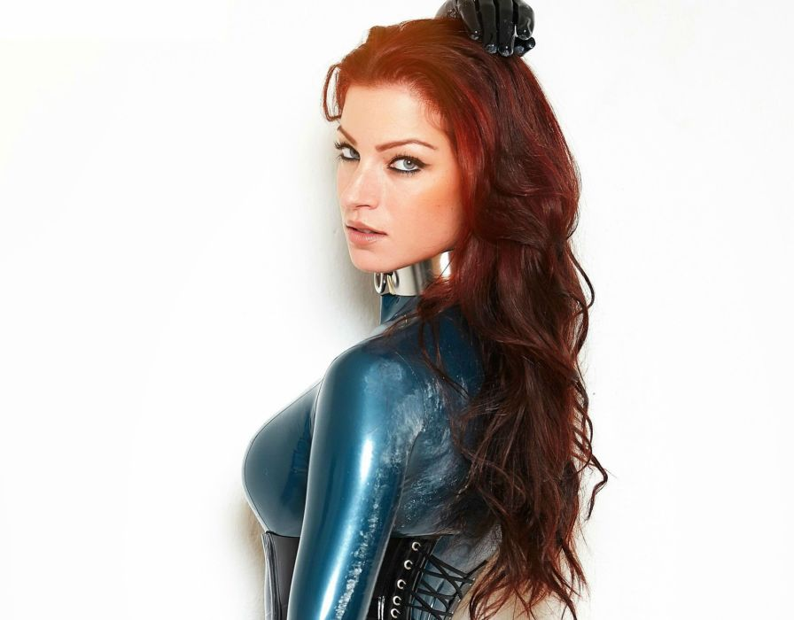 fetish latex cosplay sexy babe adult (5) wallpaper