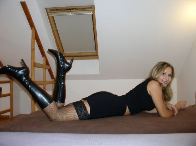 sexy babe blonde legs boots adult g wallpaper