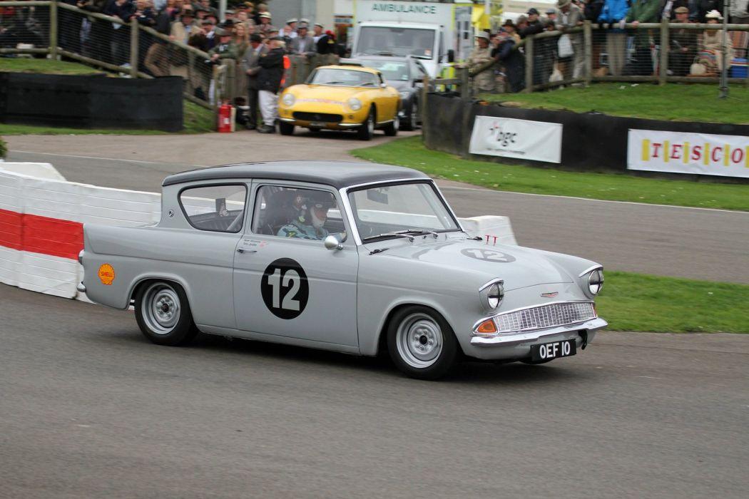 Ford Anglia 105E wallpaper