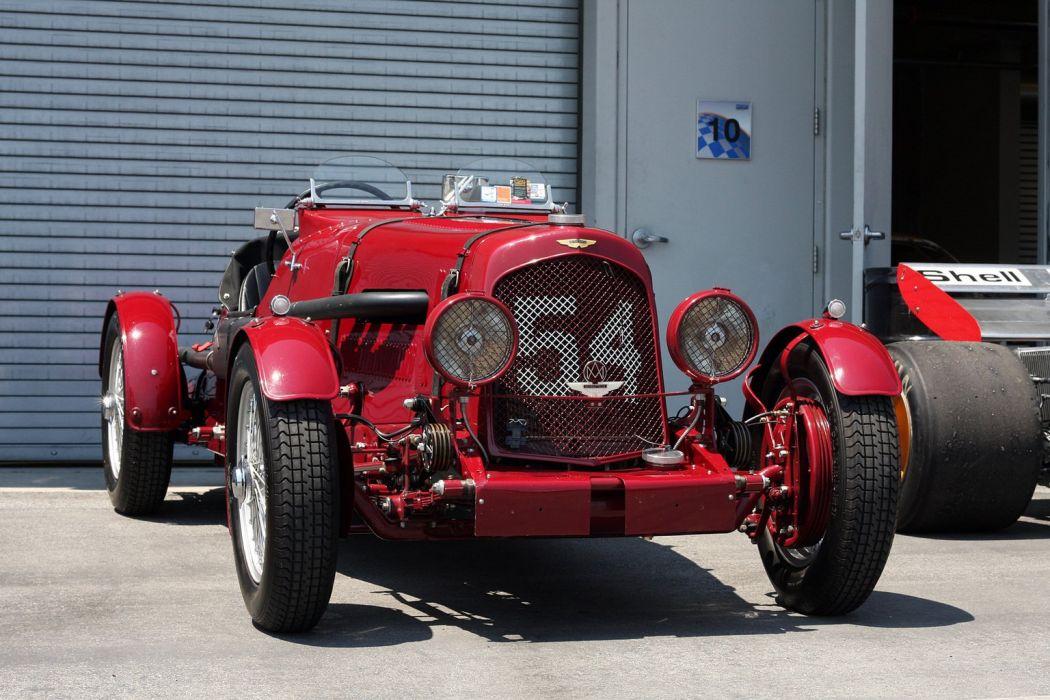 1938 Aston Martin 2 Liter Short Chassis Ulster E8868S0 wallpaper