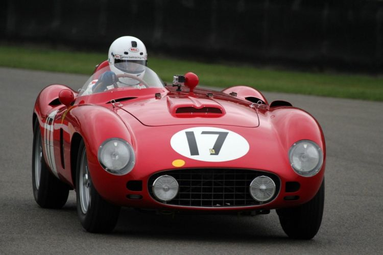 1956 Ferrari 860 Monza wallpaper