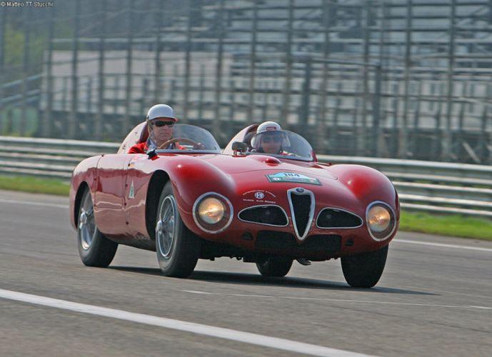1953 AlfaRomeo 6C3000CM2 2667x1935 wallpaper