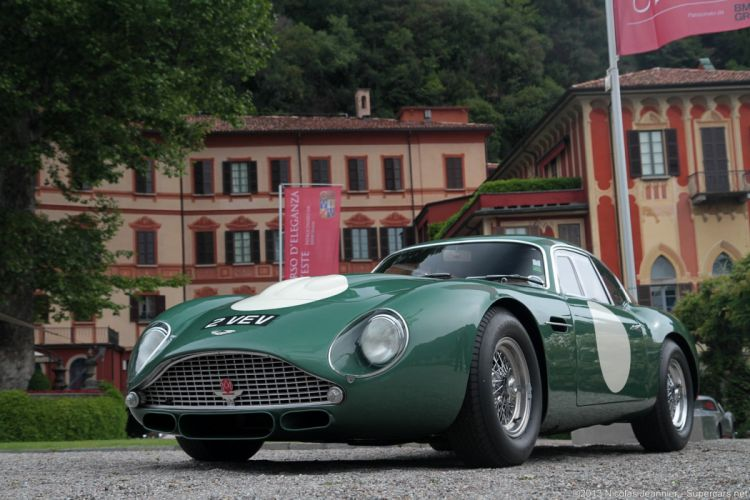 1961Aston Martin DB4 GT Zagato wallpaper