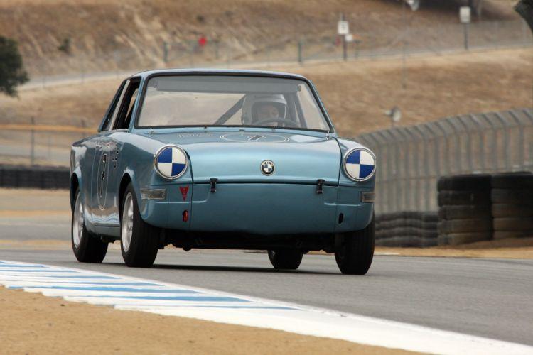 1960 BMW 700S wallpaper
