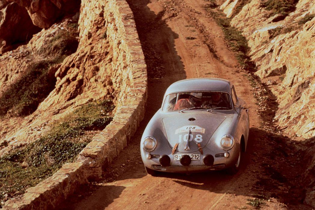 1960 Porsche 356B1600GSCarreraGT1 2667x1781 wallpaper