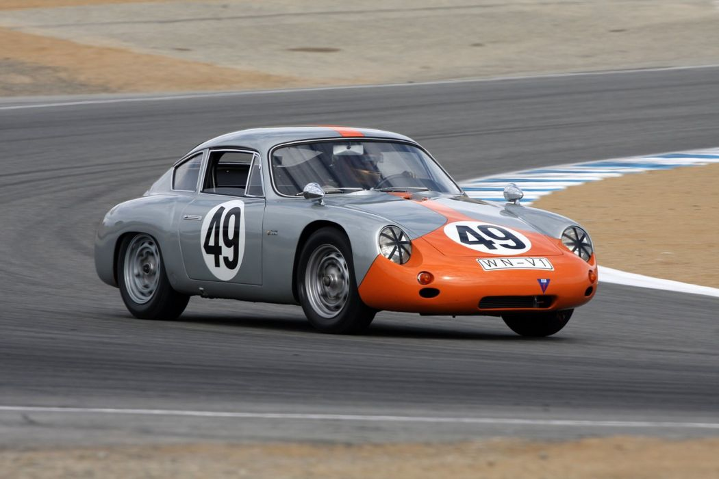 1960 Porsche Abarth 356B Carrera GTL wallpaper