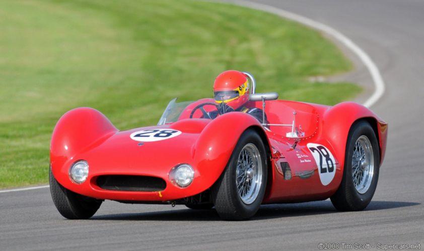 1960 Maserati Tipo61Birdcage1 2667x1584 wallpaper