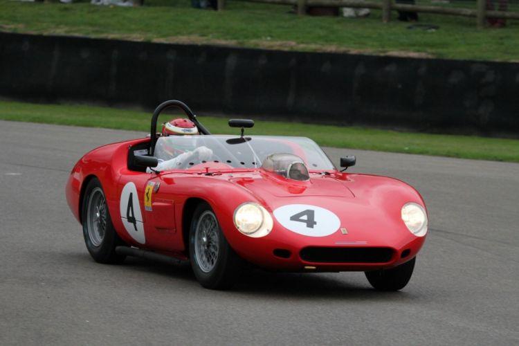 1959 Ferrari 246 S Dino Prototipo 0784 wallpaper