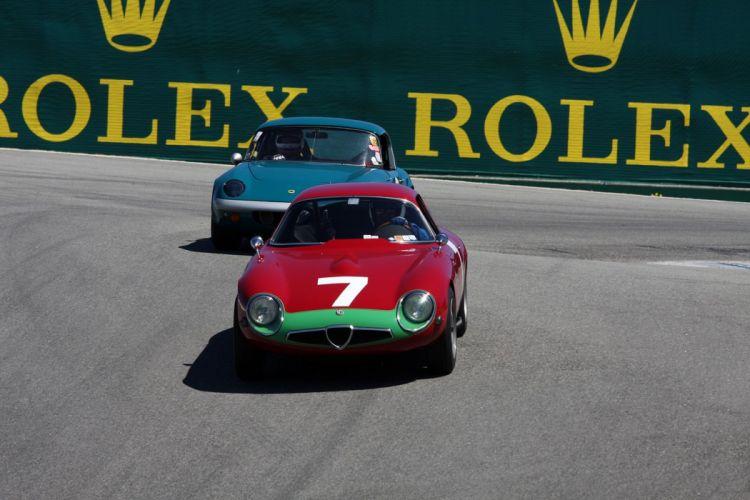 1964 Alfa Romeo Giulia TZ wallpaper