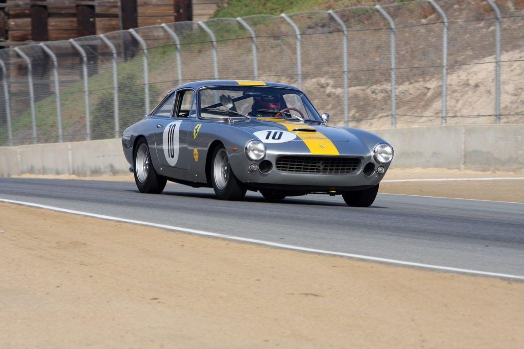 1964 Ferrari 250 GT Lusso Competizione wallpaper