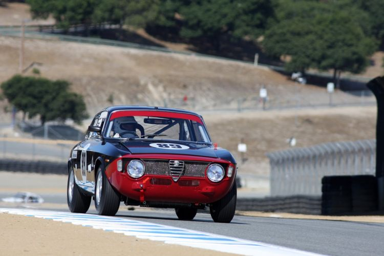 1965 Alfa Romeo GTA wallpaper