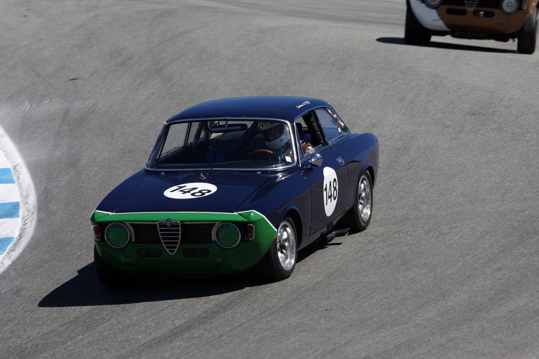 1966 Alfa Romeo Giulia Sprint GT wallpaper