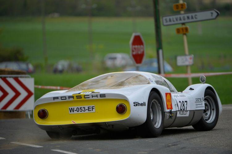 1966 Porsche 906 wallpaper