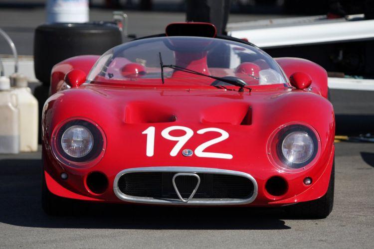 1967 Alfa Romeo T33-2 wallpaper