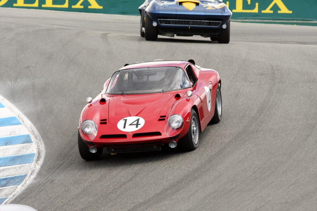 1968 Bizzarrini 5300 GT Strada IA3 wallpaper