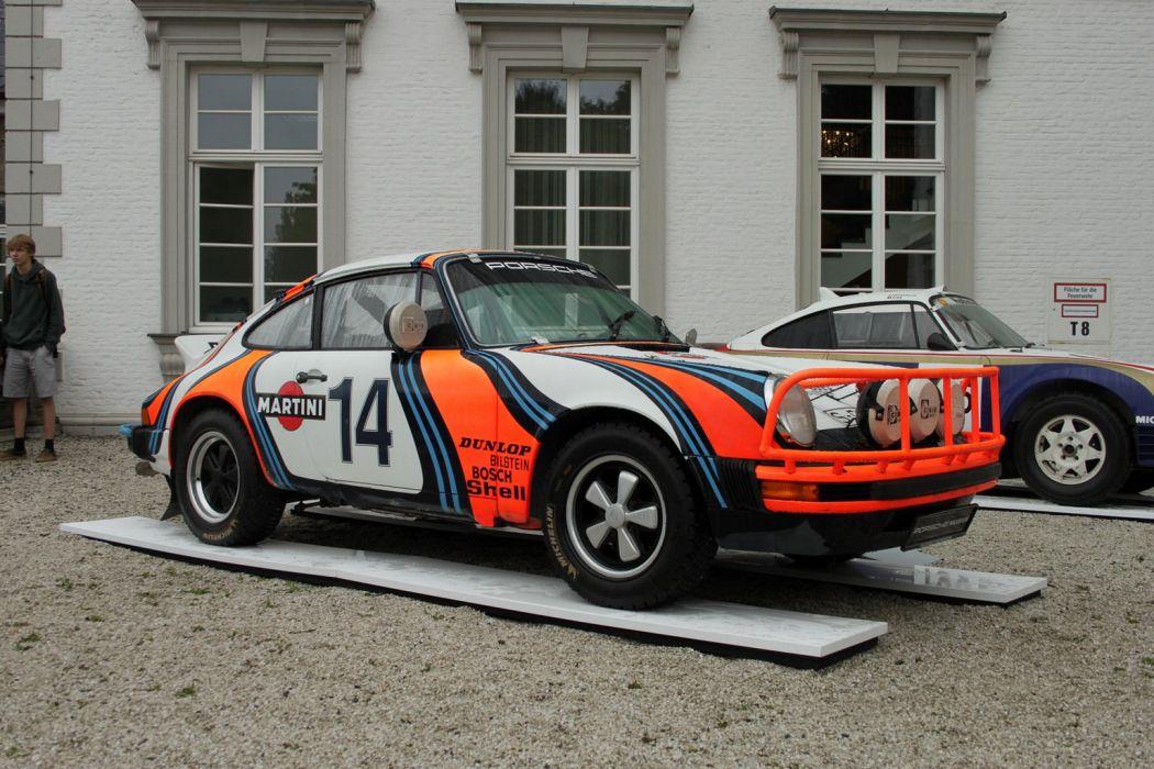 1978 Porsche 911 SC Safari wallpaper