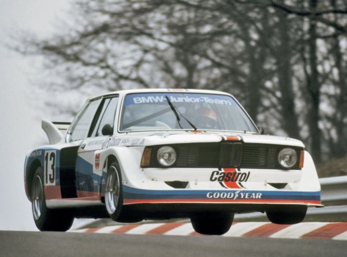 1978 BMW 320TurboGroup51 2667x1977 wallpaper