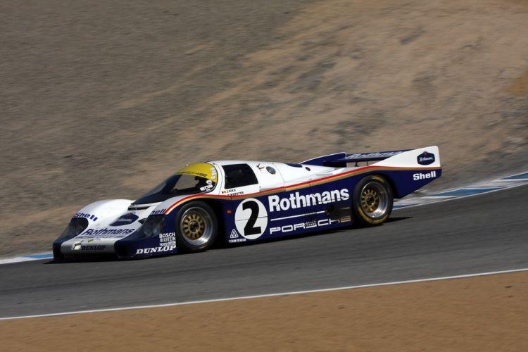 1982 Porsche 956-006 wallpaper