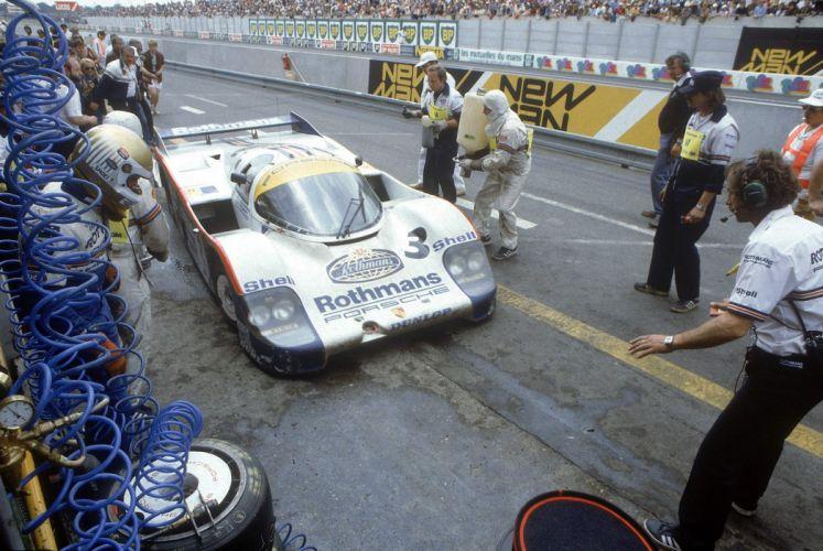 1982 Porsche 956-5-1536 wallpaper