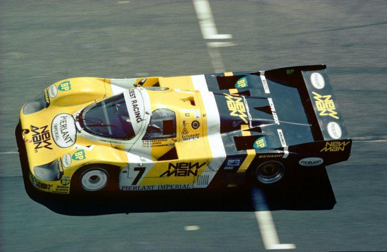 1984 Porsche 956B-2-1536 wallpaper