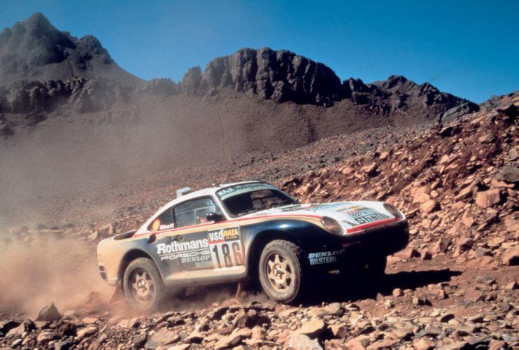 1984 Porsche 959Rally1 2667x1797 wallpaper