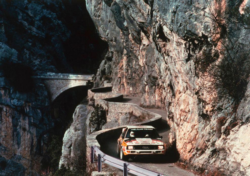 1985 AudiSport QuattroRally1 2667x1886 wallpaper
